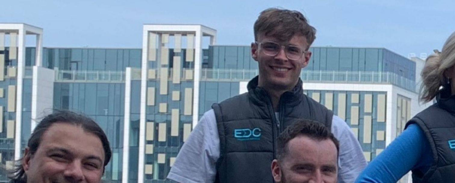 In their own words: Meet Stephen our work experience student from Trinity College Dublin.