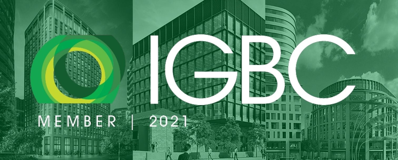 EDC Joins The Irish Green Building Council.